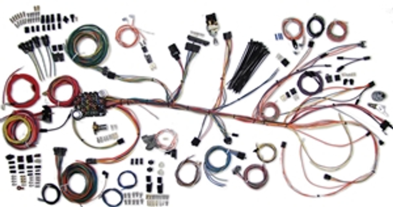 1964-67 Complete Wiring Harness Kit (NOT FACTORY)