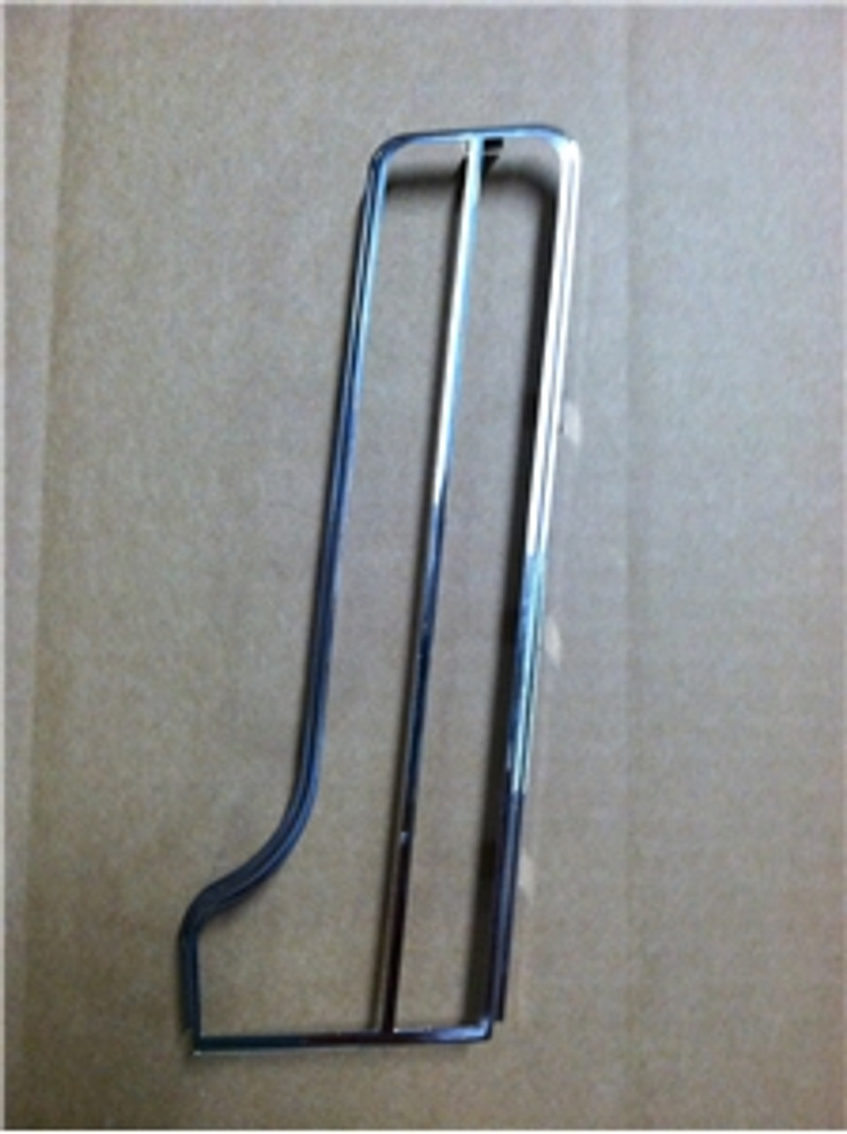 1964-67 Gas Pedal Trim, For Rubber Pedal GP1028 Only.