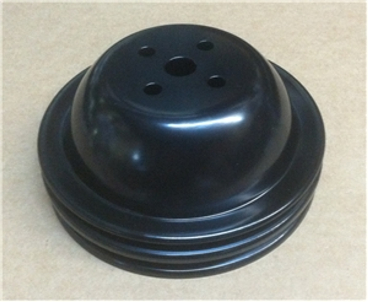 1964-68 Double Groove Water Pump Pulley (Big Block or Small Block)
