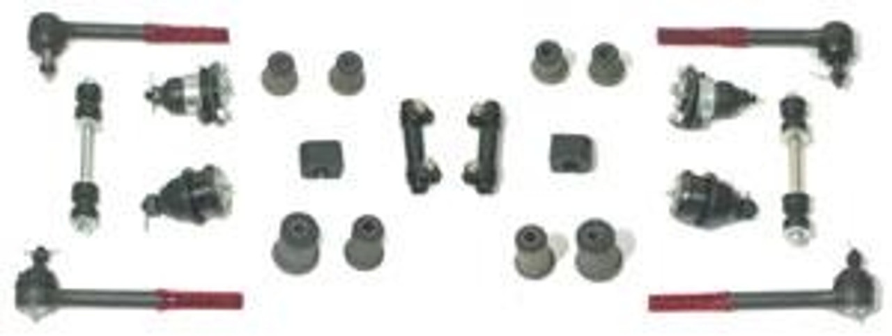 1964 1965 Front End Suspension Kit w/round hole in A Arm