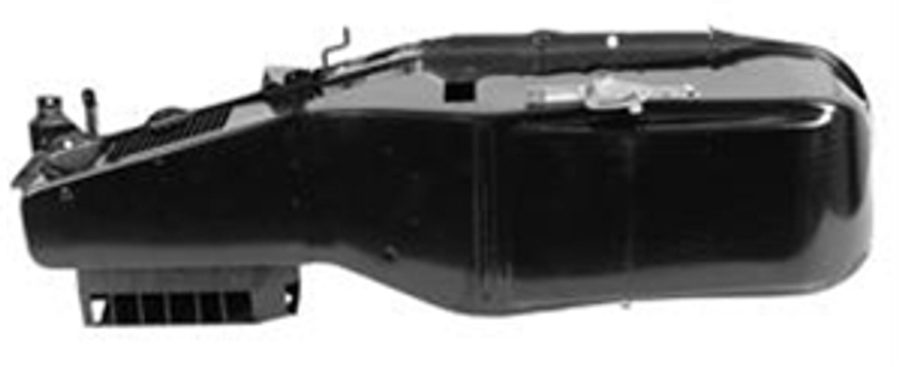1968-72 Inside Heater Box Assembly