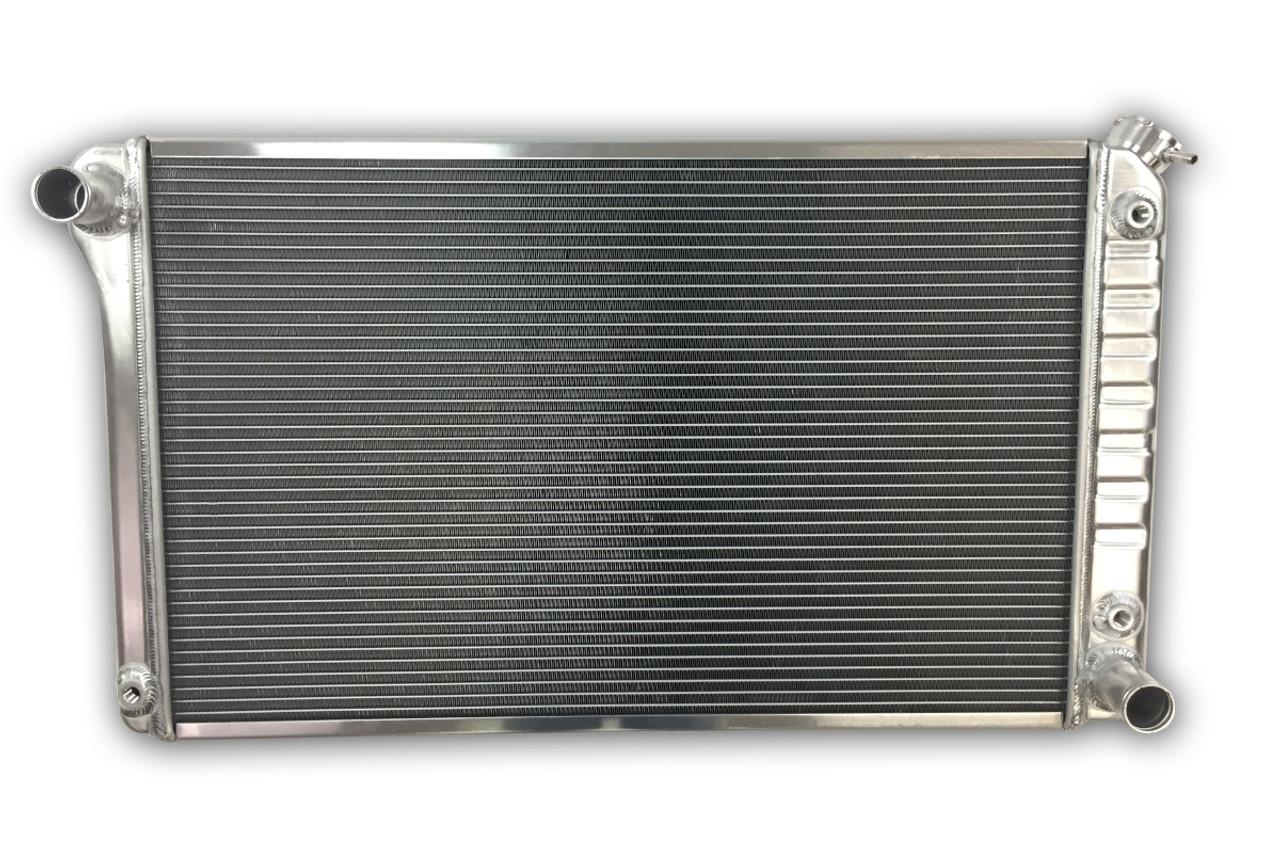 1968-72 Heavy Duty Aluminum Radiator (Auto or Man.)
