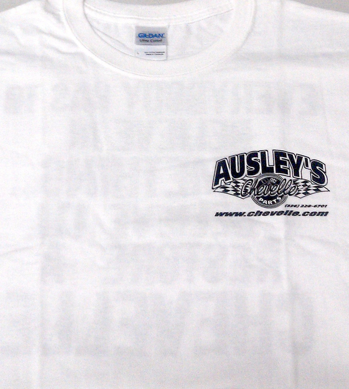 "Ausley Shirt ""Everyone Has To"" Limited Sizes and Colors Available"