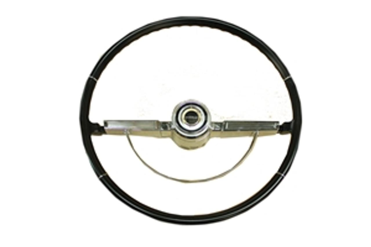 1966 Stock Steering Wheel (Complete)