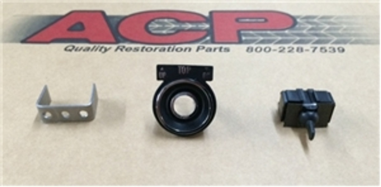 1970-72 Convertible Power Top Switch Assembly