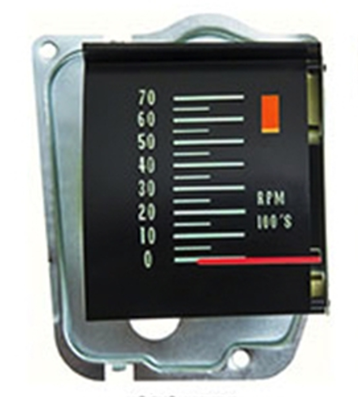 1968 Chevelle & El Camino Roller tach tachometer (5500 Redline)