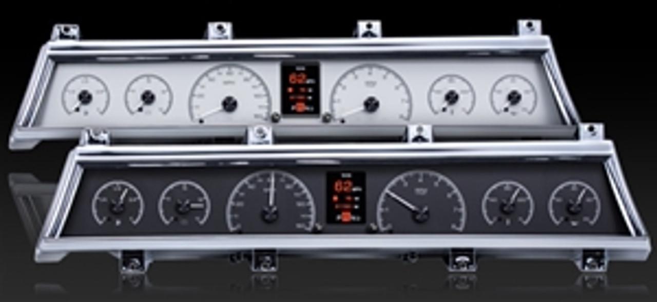 1966-67 Chevelle or El Camino Dakota Digital HDX Gauge Package