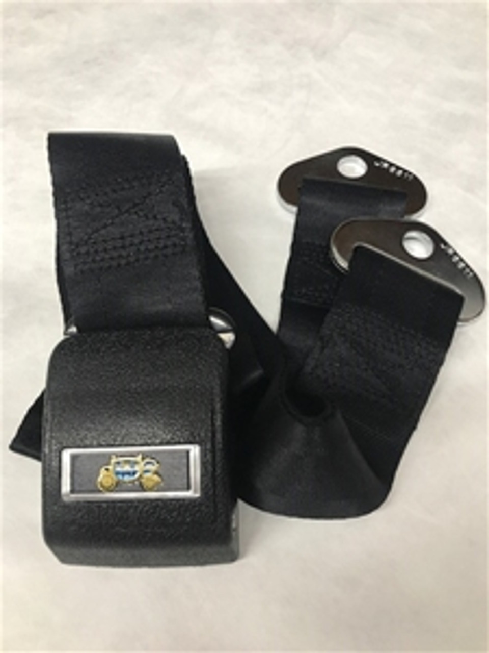 1964-67 Deluxe Chevelle Seat Belts