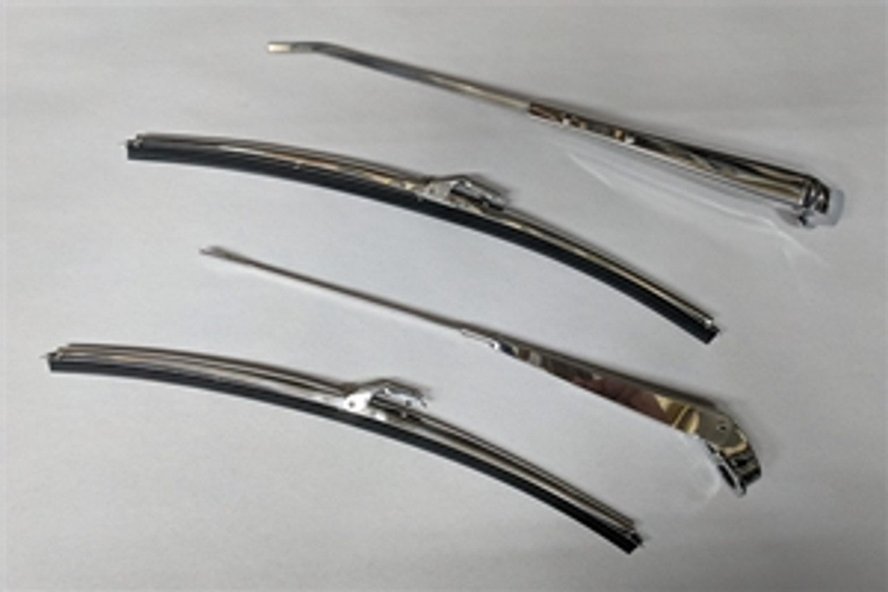 1964-67 Windshield Wiper Arms & Blades Kit