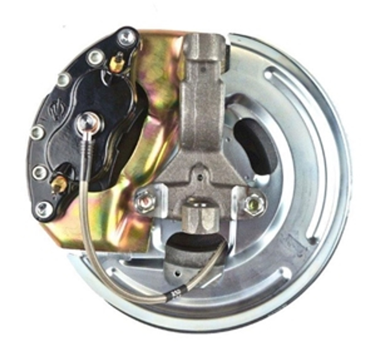 "1964-72 Chevelle / El Camino Performance ""At The Wheel"" Disc Brake Conversion Kit"