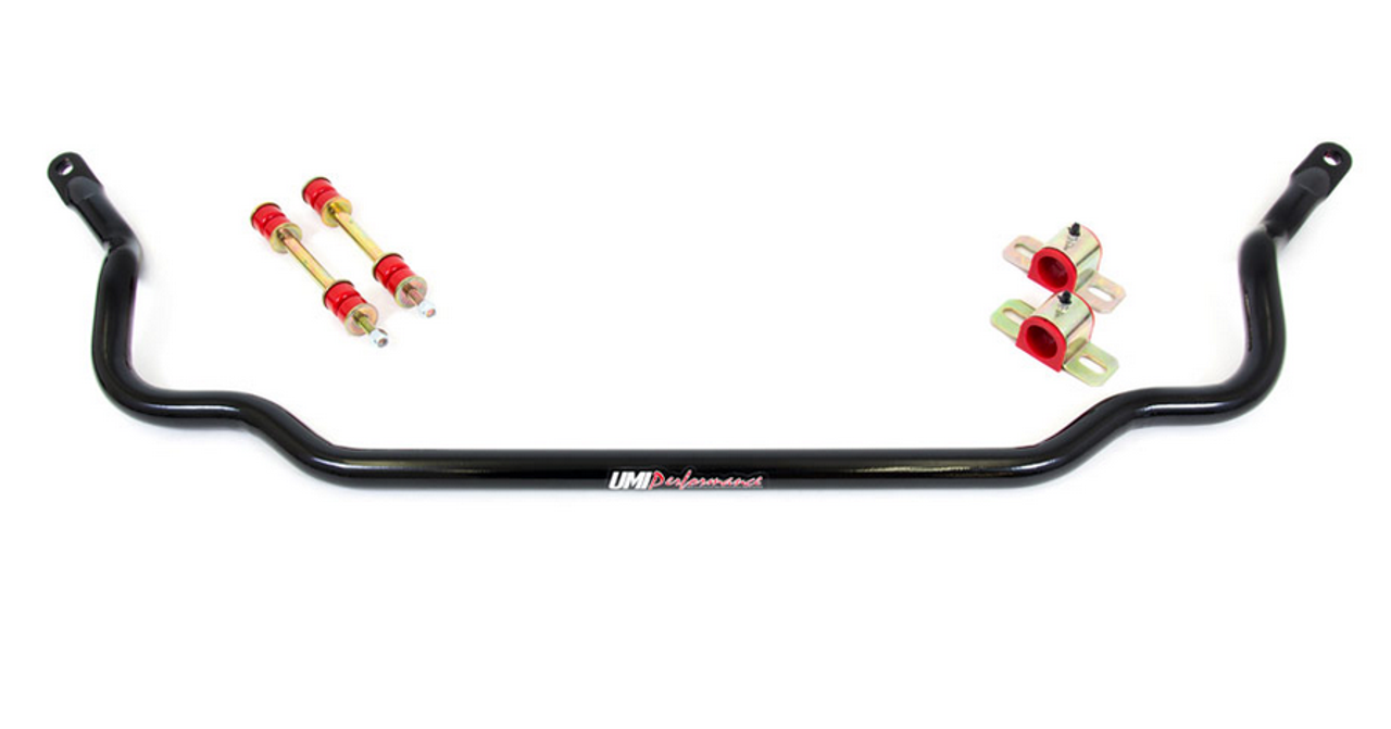 "1964-72 GM A-Body UMI Front Sway Bar, 1-1/4 "" Solid"