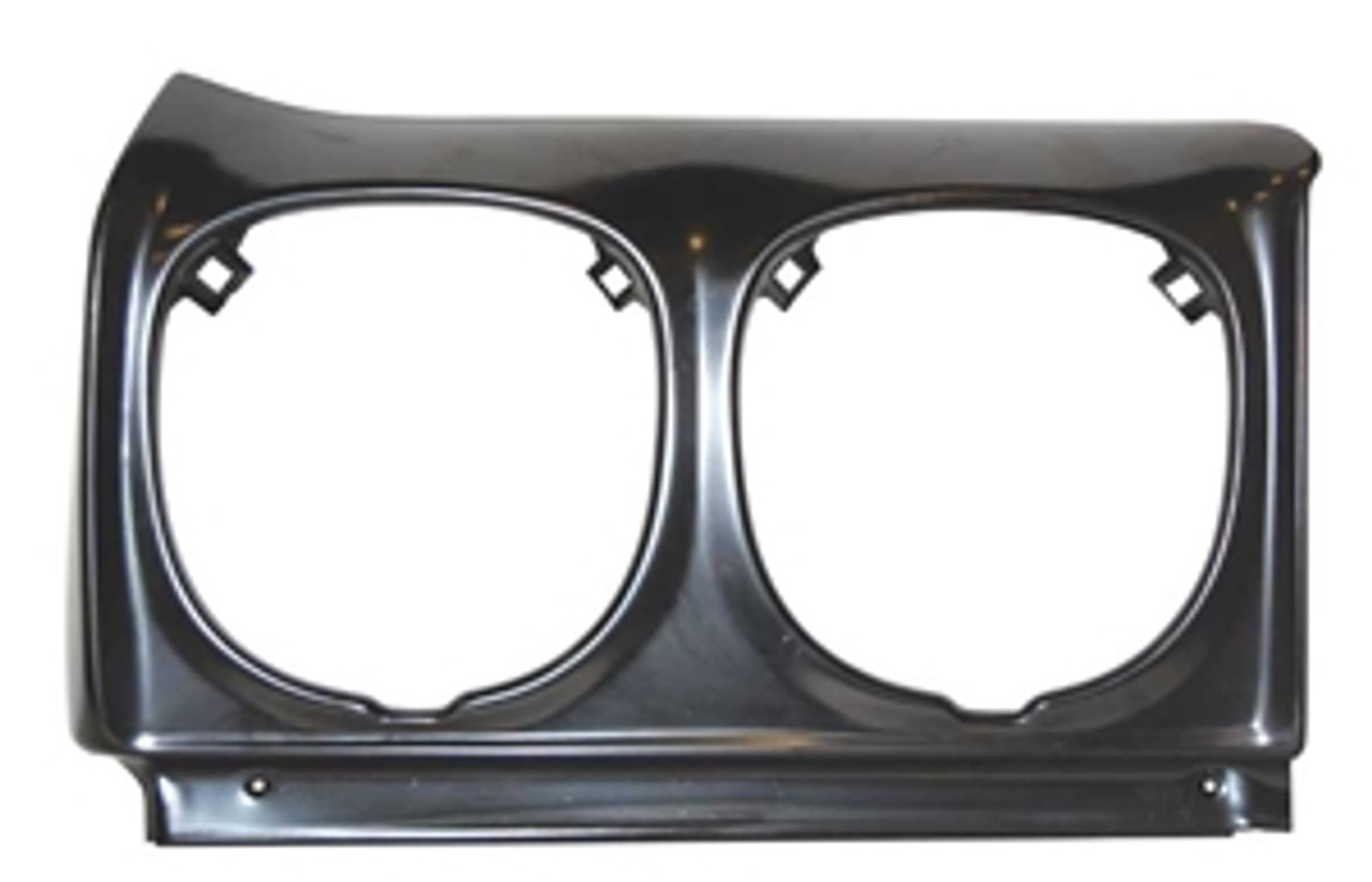 1970 Chevelle Fender Extension Right Hand