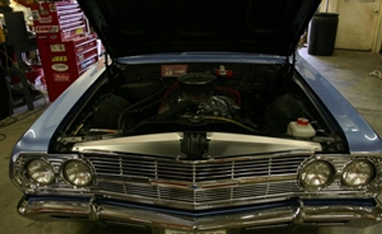 1964 1965 Chevy Chevelle El Camino Battery Tray Box NEW