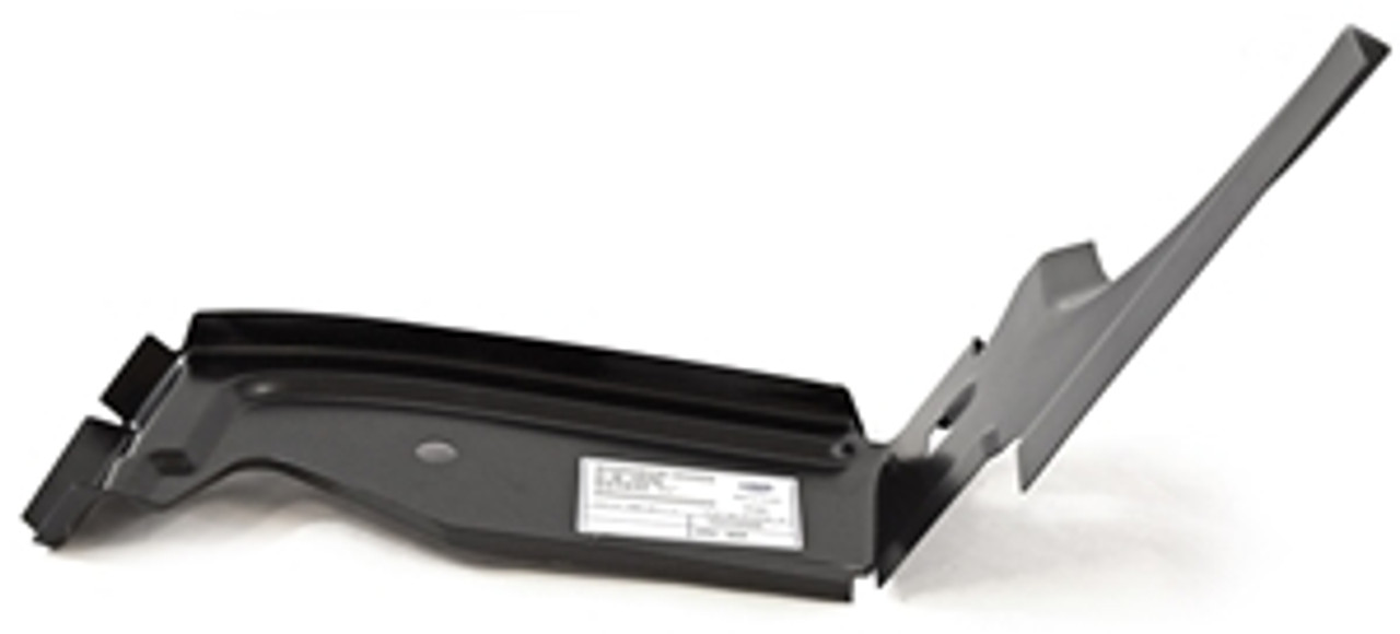 1968-72 PACKAGE TRAY PANEL, SIDE SUPPORT, RIGHT (ea)