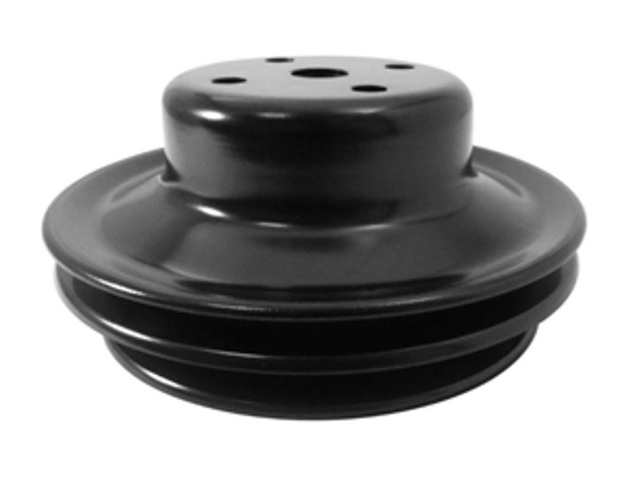 1969-72 Double Groove Water Pump Pulley, Small Block or Big Block.