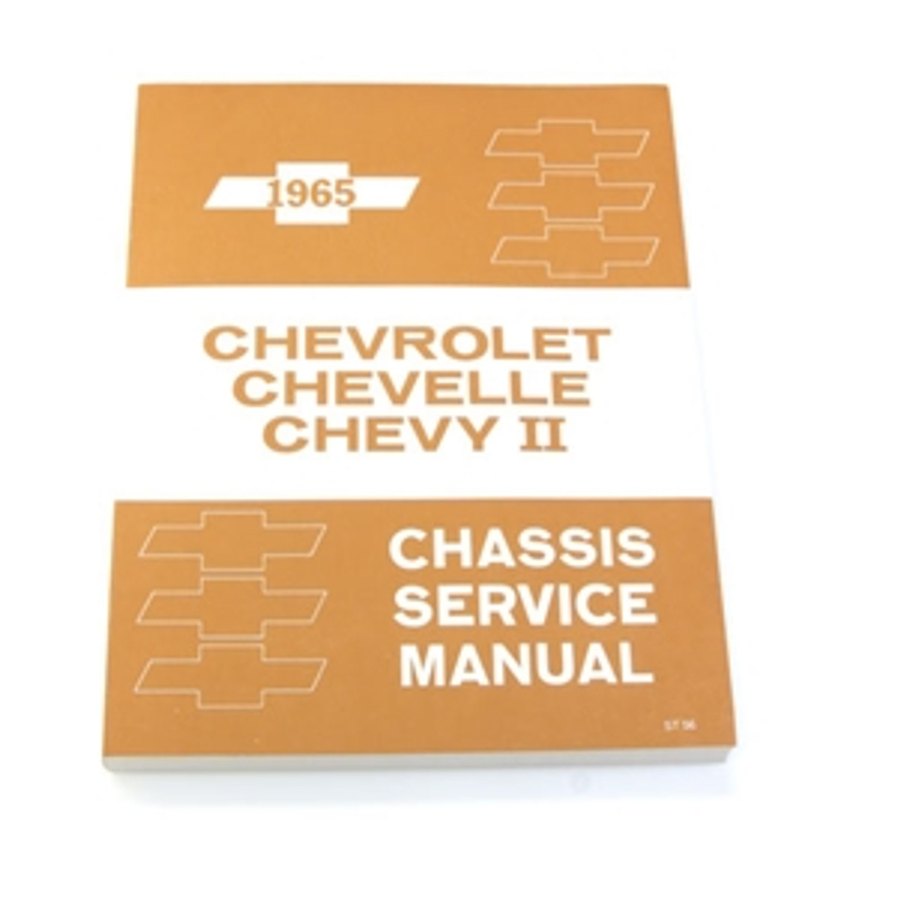 1965 Full Size Chevy, Chevelle, Chevy II Service Manual