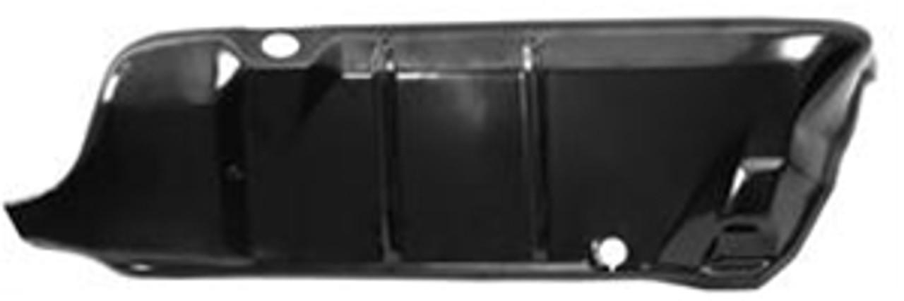 1968-72 EL Camino Bed Floor to Quarter Filler Panel, RH