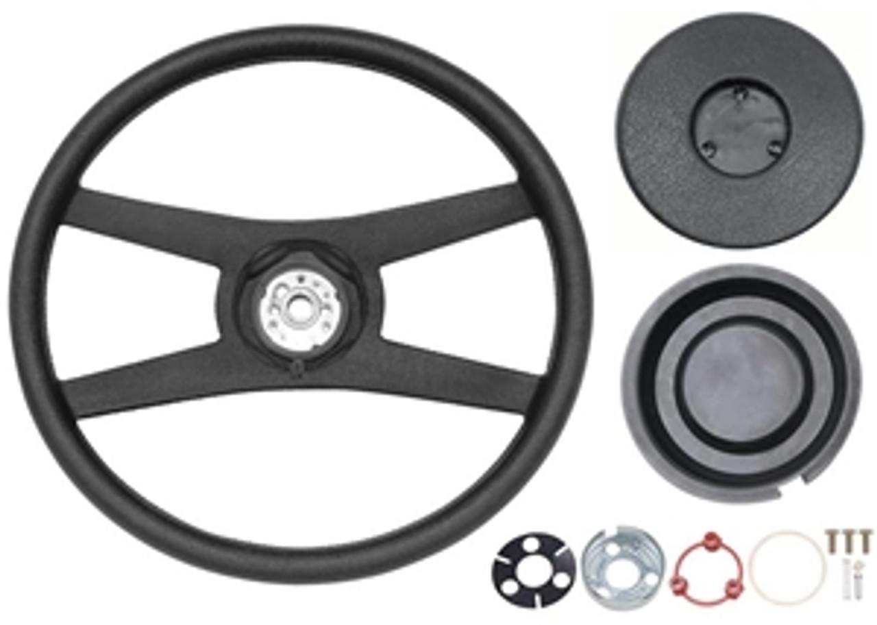 1971-72 Optional 4 Spoke Steering Wheel Kit