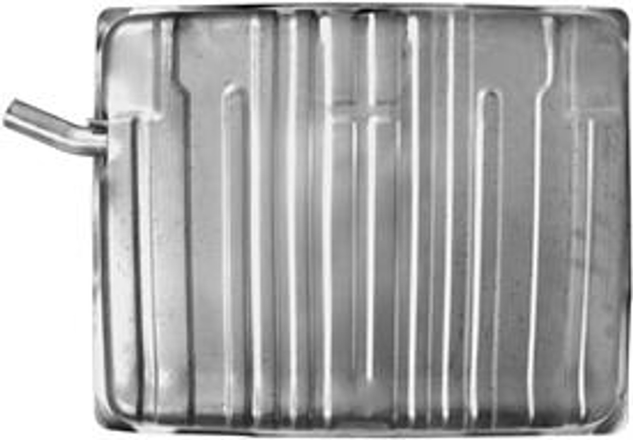 1964-67 El Camino, Stainless Steel Gas Tank