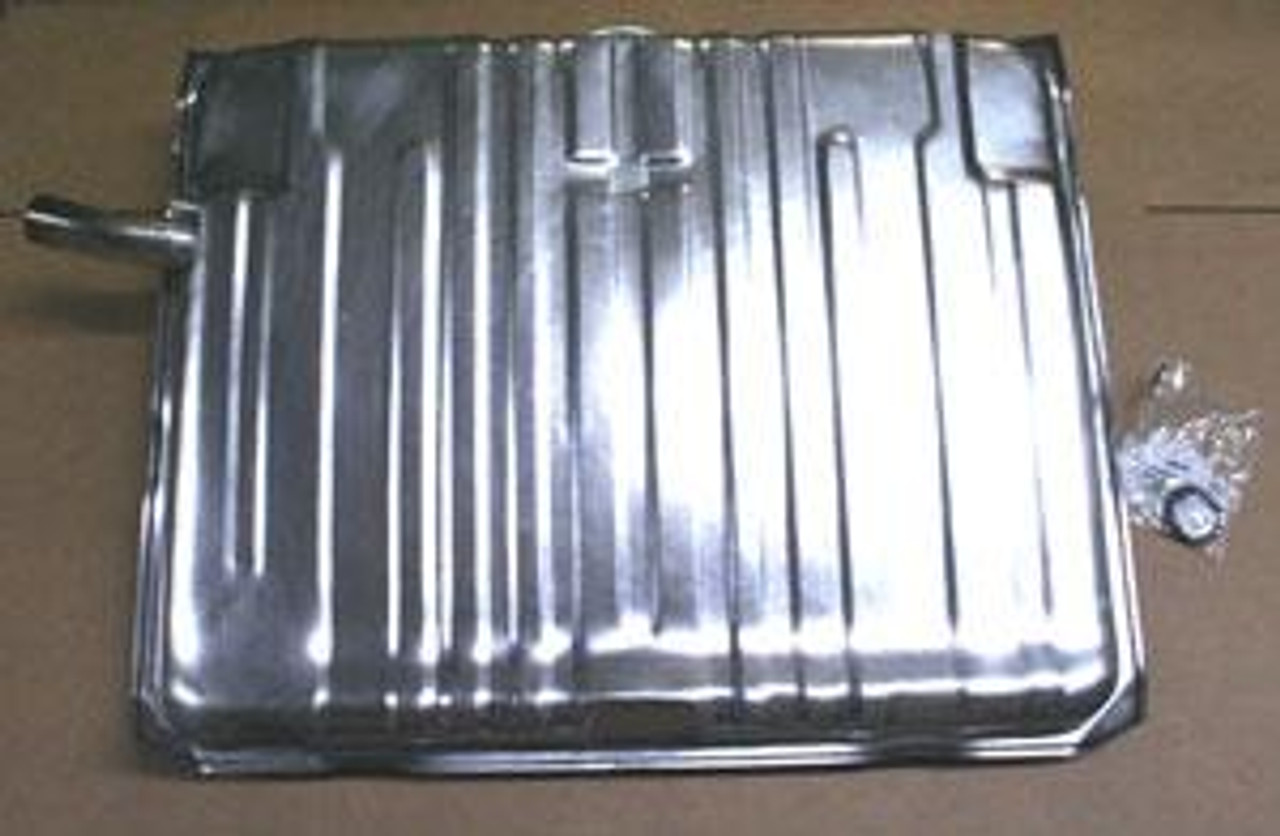 1968-70 El Camino Stainless Steel Gas Tank without E.E.C.