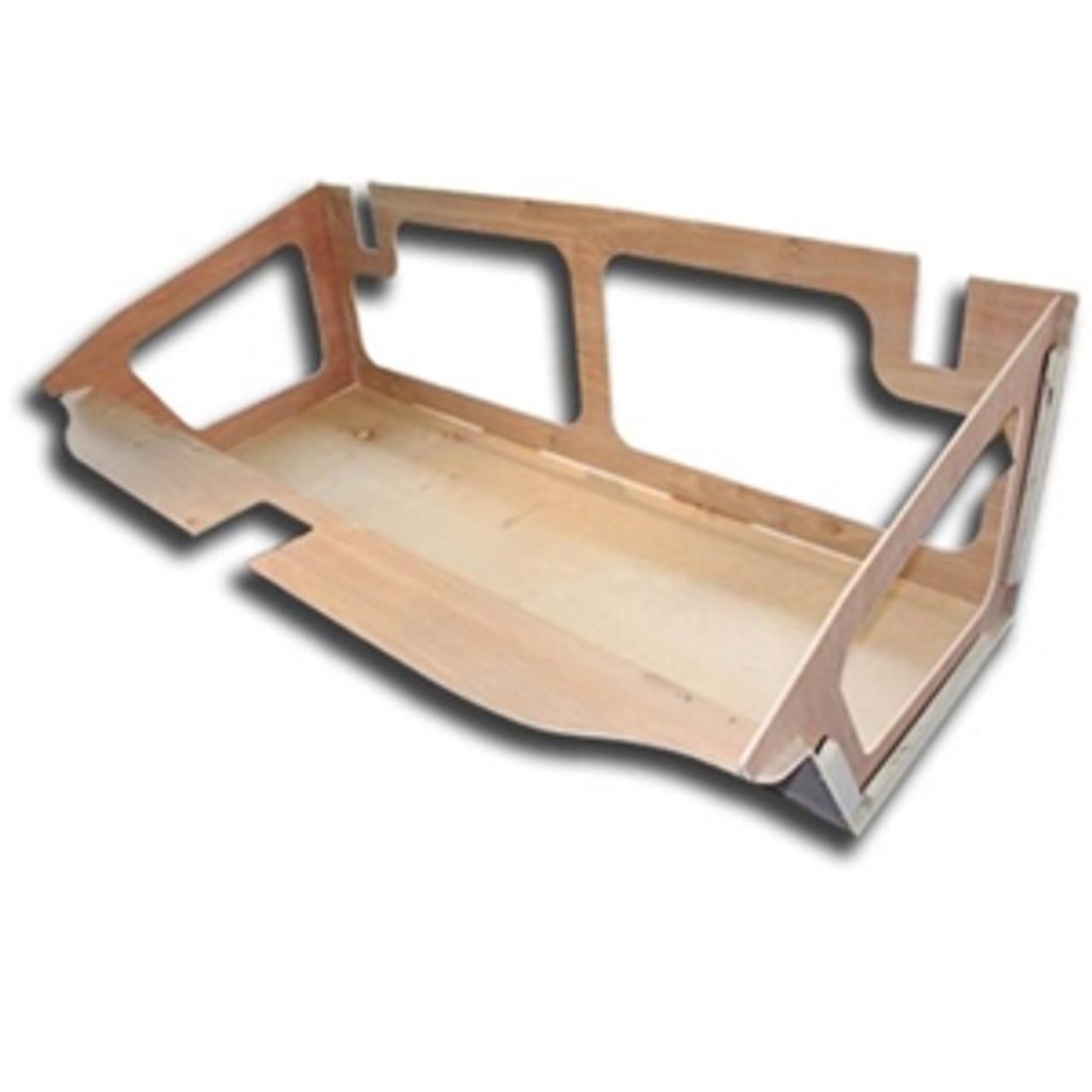 1970-72 Trunk Panel (kit)