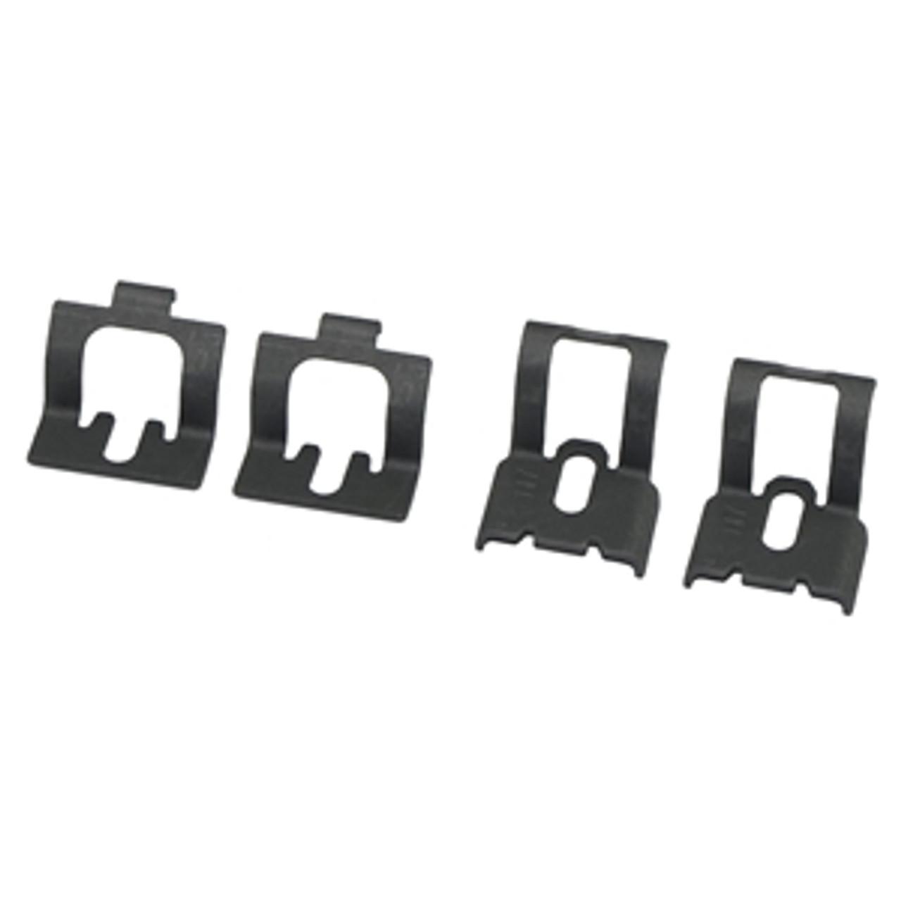 1968-72 Chevelle Upper Door Panel Adjuster Clip Set (4pcs.)