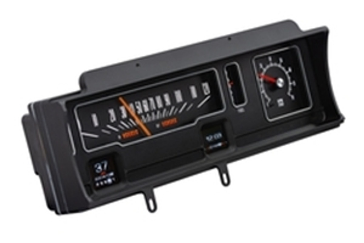1970- 72 Chevy Malibu/ non SS Chevelle Dakota Digital, HDX Instruments