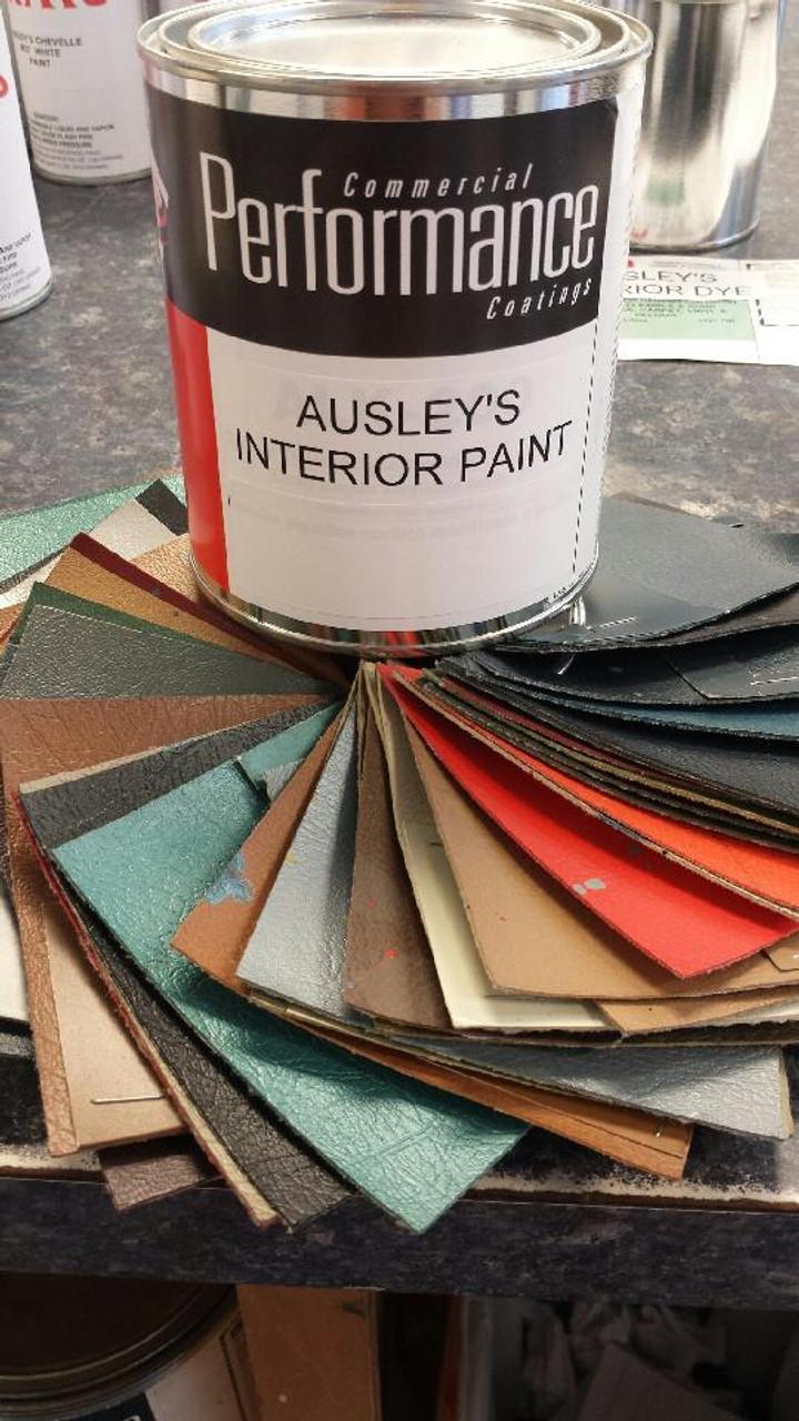 1964-72 Interior Paint,  Quart