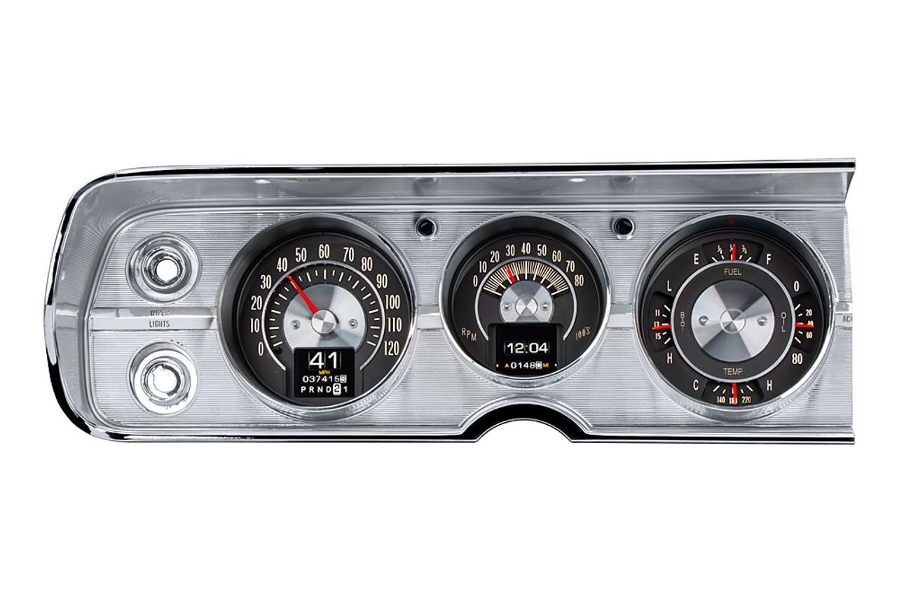 1964- 65 Chevy Chevelle  El Camino RTX Instruments