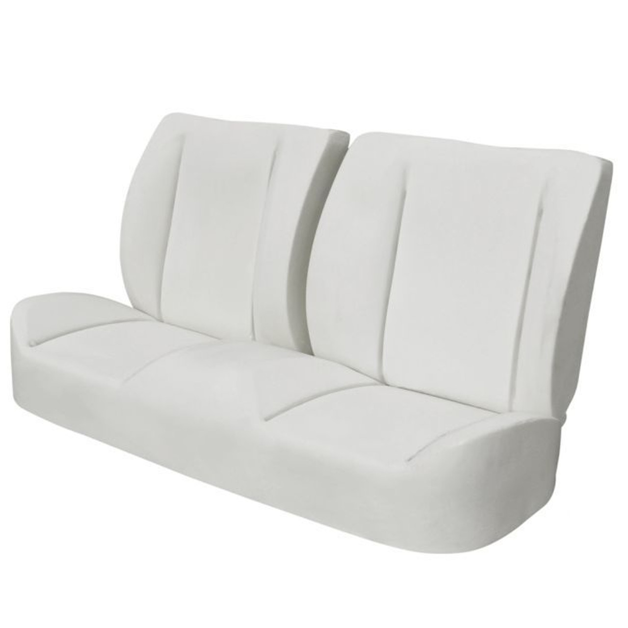 1971-72 Front Bench Seat Foam for TMI Sport Seat,