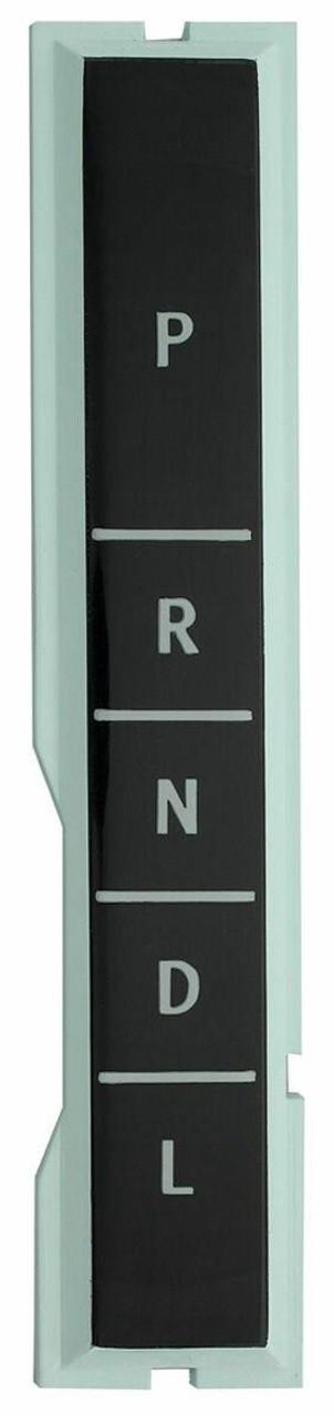 1964-65 Automatic Console Shift Indicator, Powerglide
