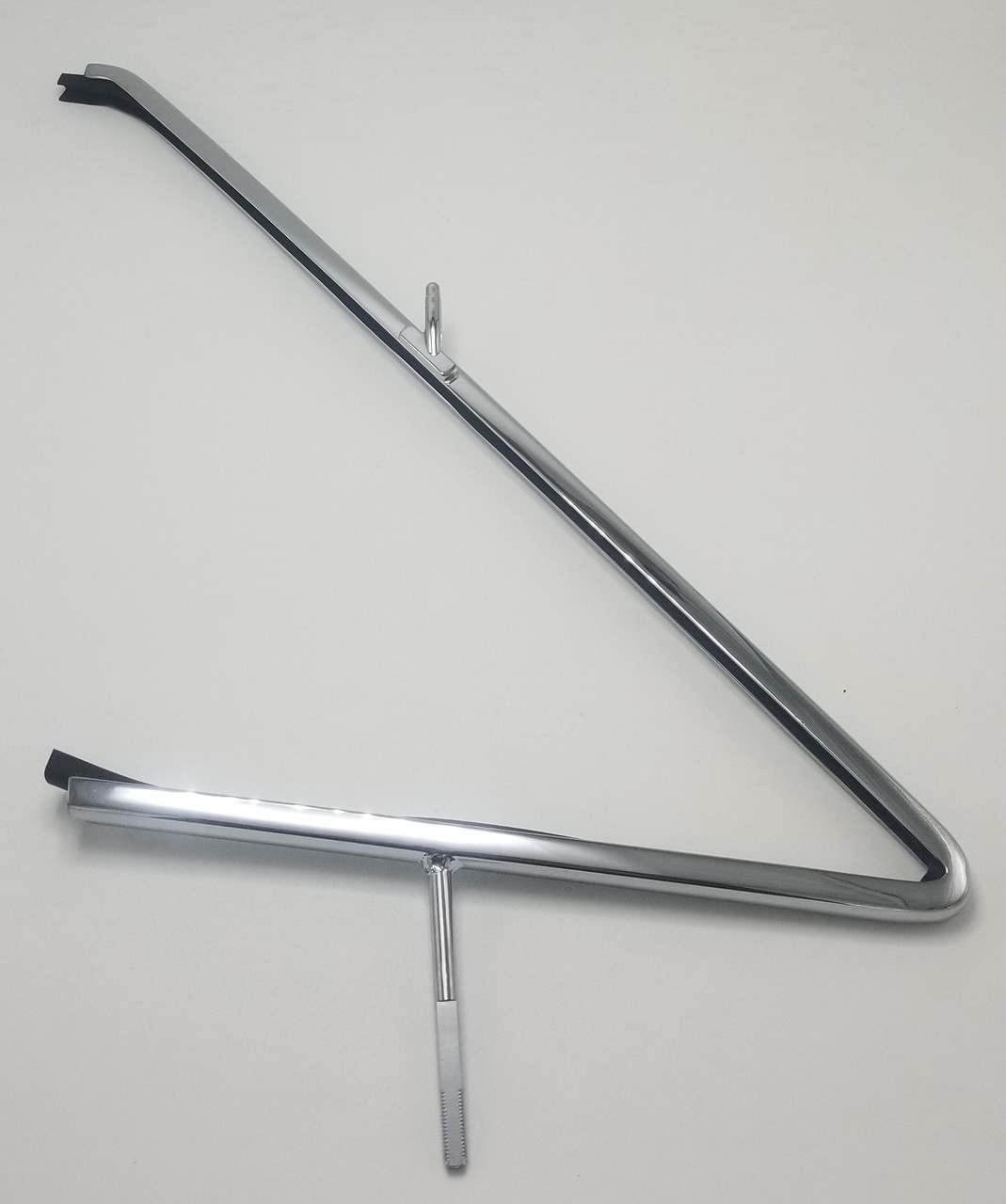 1966-67 Vent Window Frame, Right HT and Convertible Only(ea)