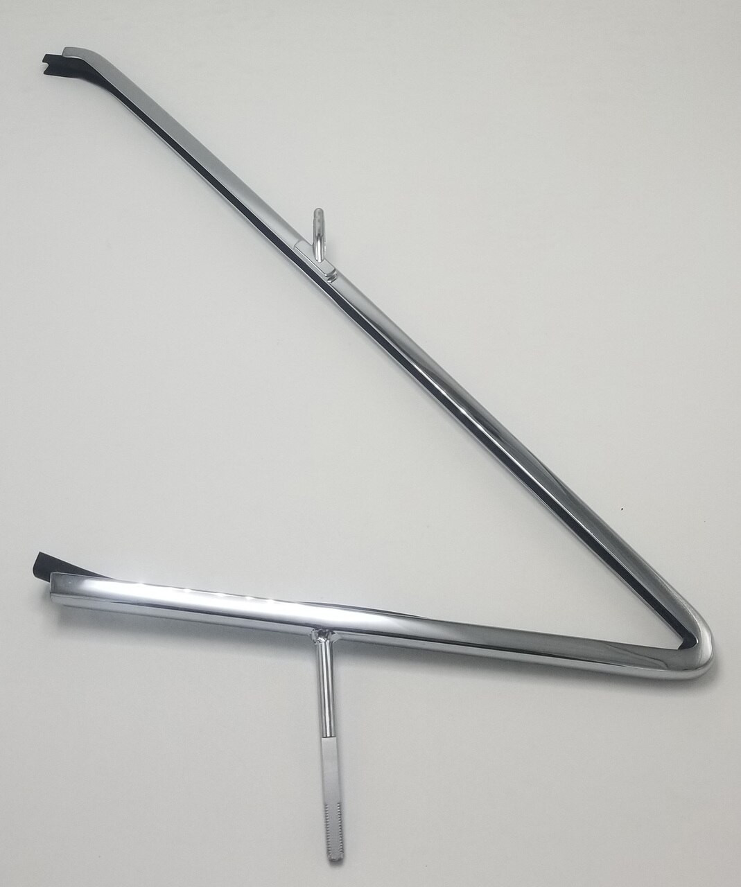1966-67 Vent Window Frame, HT and Convertible Only (pair)