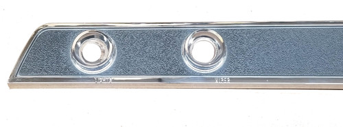 """1967 Chevelle Or El Camino 50"""" Ignition Dash Strip (SS Only)"""