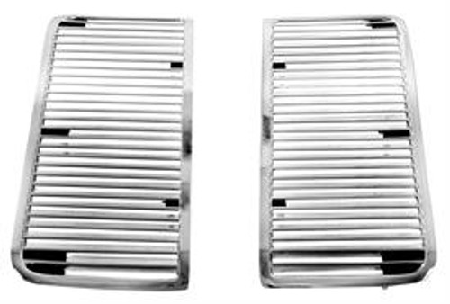 1968 1969 Hood Louvers (Pair)