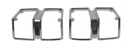 1971 El Camino Parking Light Bezels (Pair)