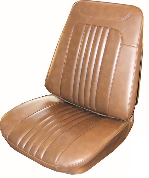 1971-72 Chevelle Seat Covers (Front & Rear)
