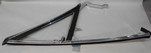 1966 1967 Chevelle Right Hand Vent Window Assembly w/ Glass, HT and Convertible Only (ea)