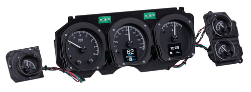 1970-72 Chevelle or El Camino, Super Sport Dakota Digital HDX Gauge Package
