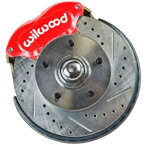 """1964-72 Chevelle / El Camino Performance """"At The Wheel"""" Disc Brake Conversion Kit by Wilwood"""