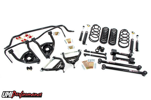 "1965 1966 GM A-Body UMI Stage 2 Handling Package, 1"" Lowering"