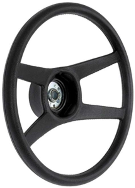 1971-72 Optional 4 Spoke Steering Wheel