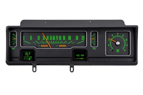 1970- 72 Chevy Malibu/ non SS Chevelle Dakota Digital, HDX Instruments