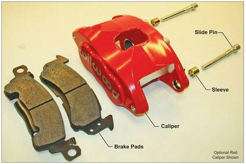 Wilwood Front Calipers set