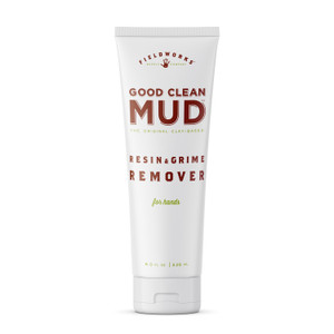 good clean mud hand cleanser