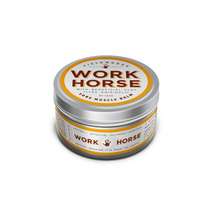 work horse muscle balm