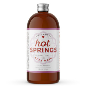 hot springs special reserve body wash