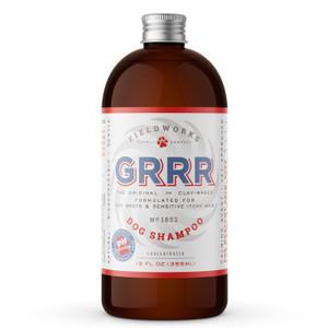 grrr dog shampoo