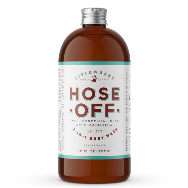 hose off body wash