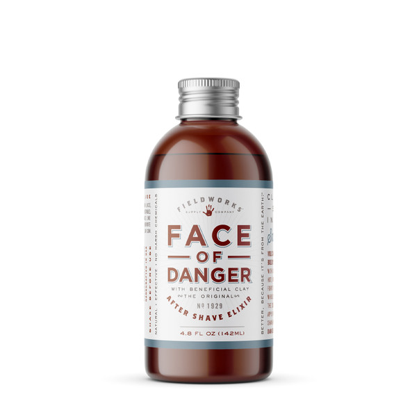 face of danger after-shave elixir